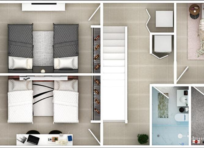 Paradise-Gardens-SkyView-Floorplan-second-level