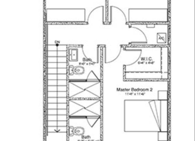 paradise-gardens-miami-townhouses-fp-upper-floor